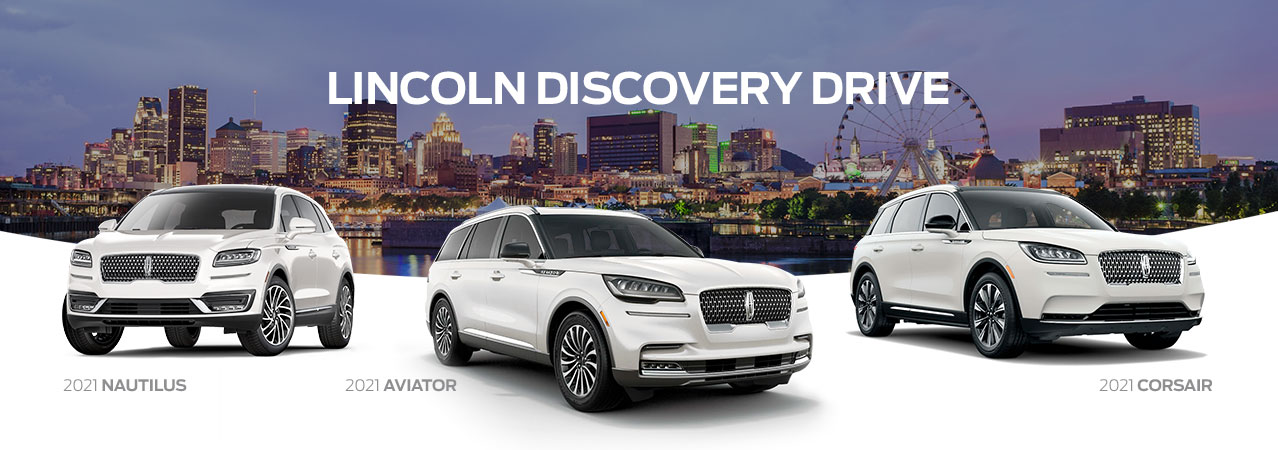 Lincoln Discovery Drive photo