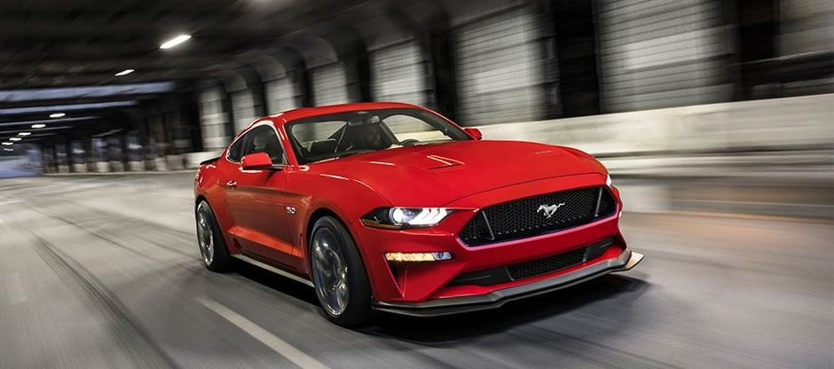 Ford Mustang Laval