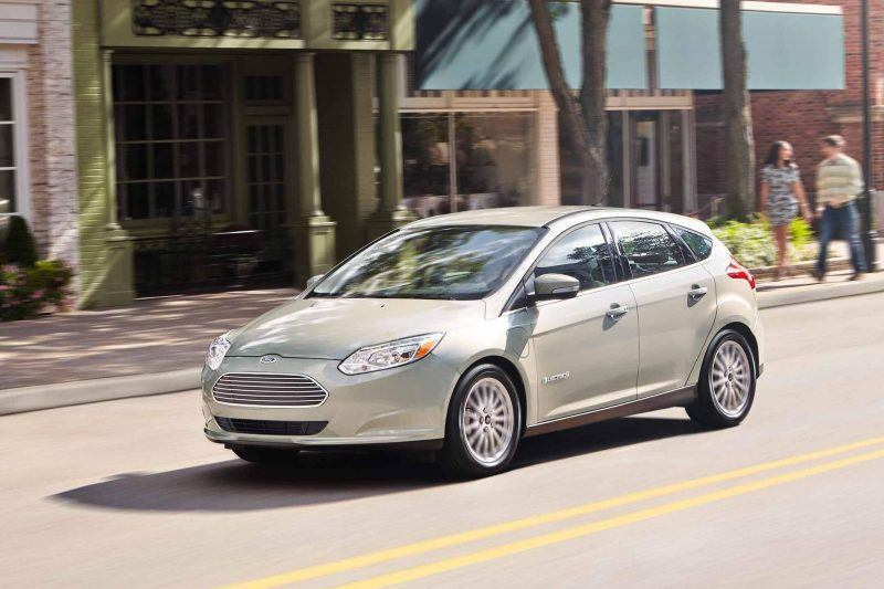 Ford Hybrid Car