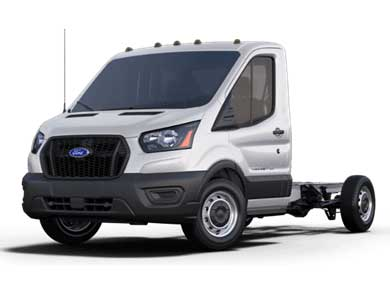 2021 TRANSIT CHASSIS CAB