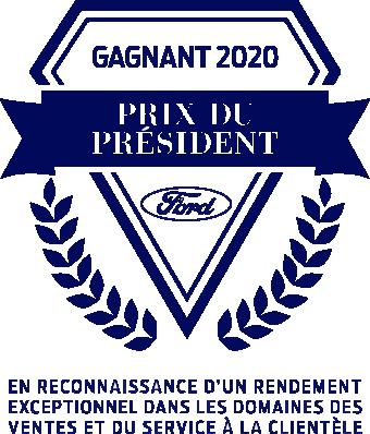 Prix du Président FORD 2020