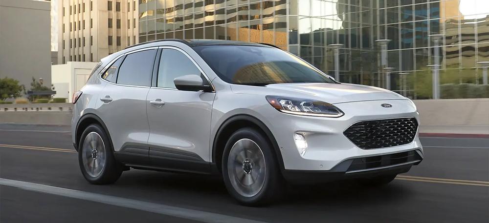 Ford Escape hybride et PHEV