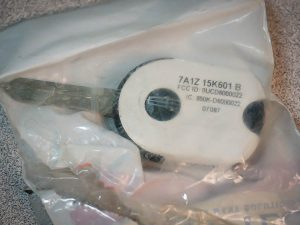 Lincoln MKX 2006-2010 Remote Head Key - (5904306-1_